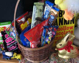 Easter Basket 2009